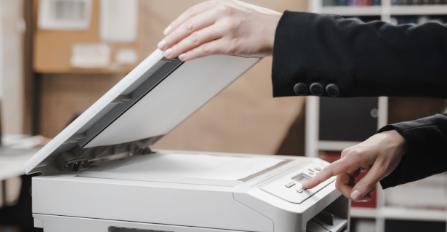 Digitalizando documentos